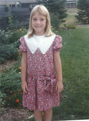 Mrs. Jenkins in second grade!