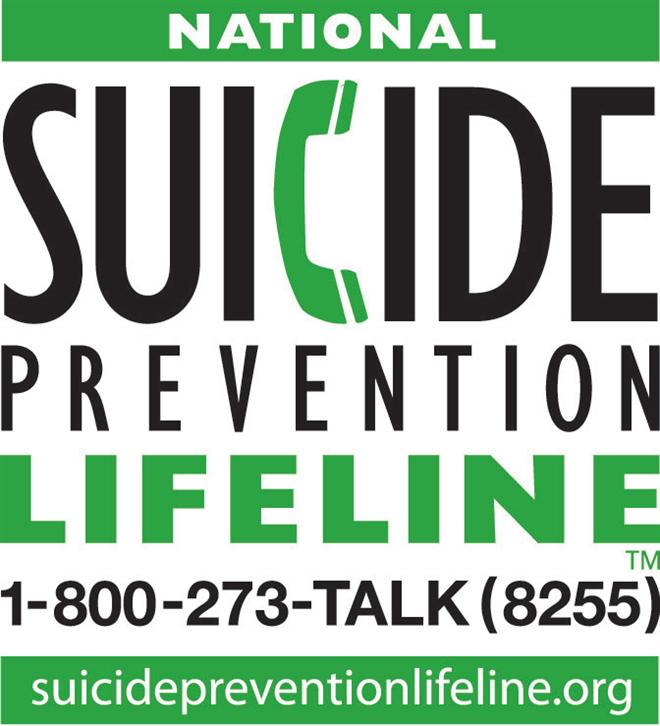 Suicide Prevention Link